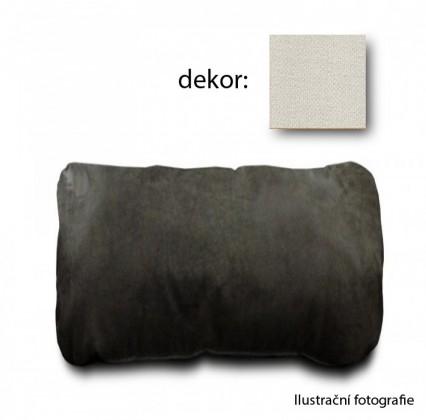 Bermuda Područkový polštář (enoa fashion-weis)