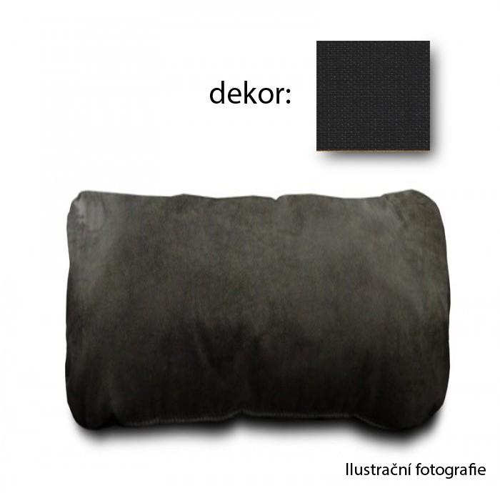Bermuda Područkový polštář (uno-black)