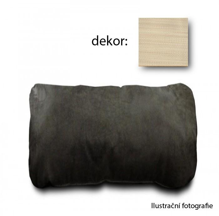 Bermuda Područkový polštář (vincent art-beige)