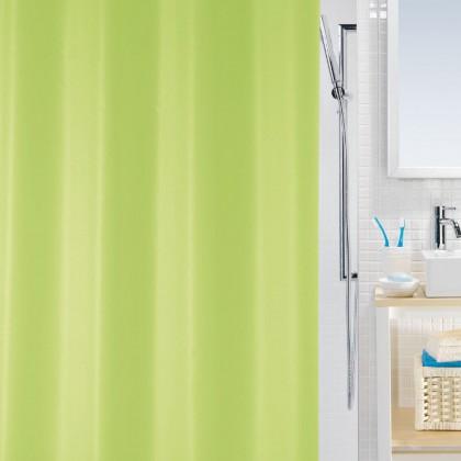 Bio-Sprchový závěs kiwi(zelená)