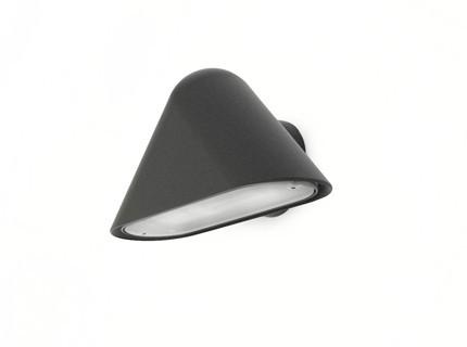 Bird - Nástěnné svítidlo (černá)