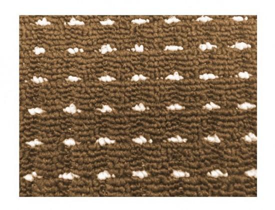 Birmingham - koberec, 200x140cm (100%PP, hnědá)