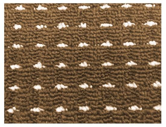 Birmingham - koberec, 240x160cm (100%PP, hnědá)