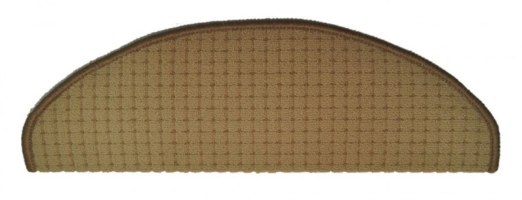 Birmingham - Schodový nášlap, 25x65 cm (béžový)