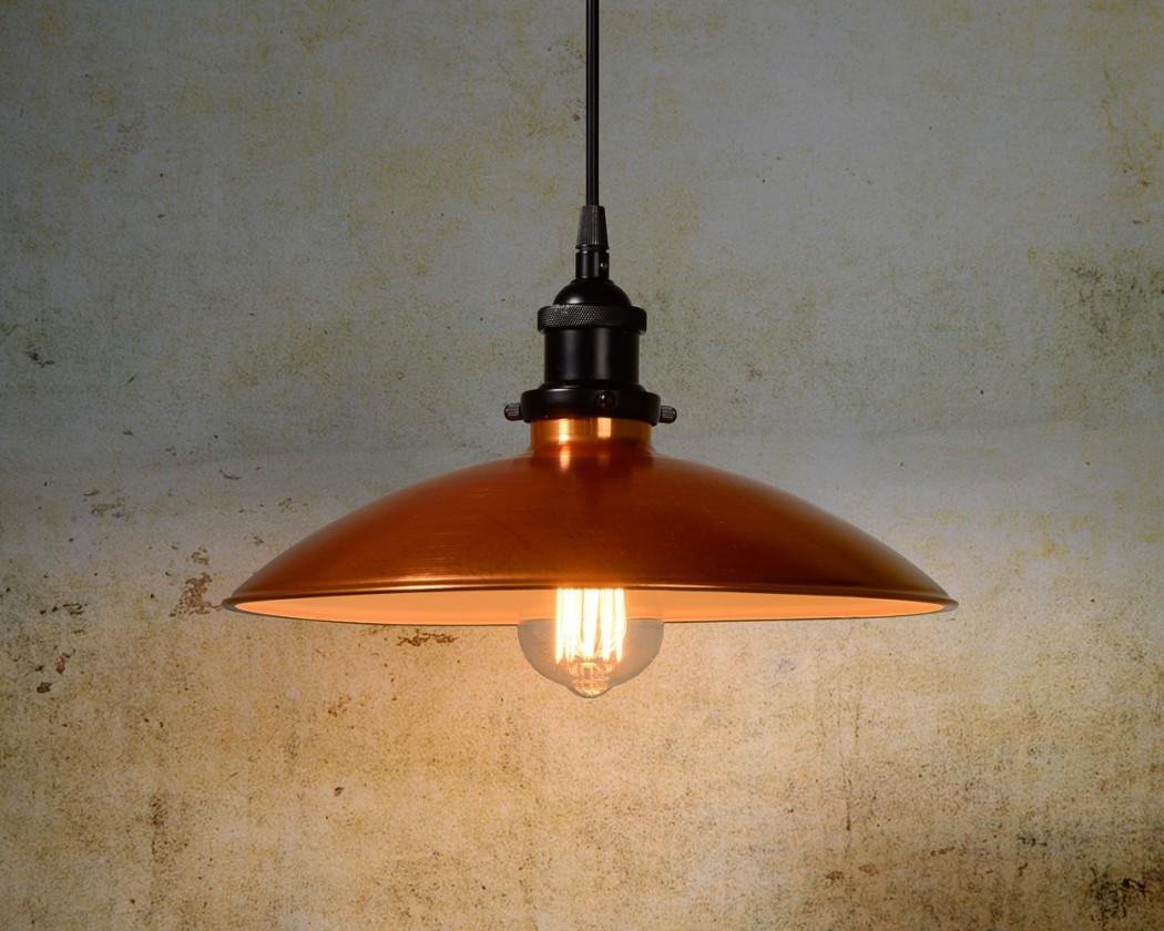 Bistro - stropní osvětlení, 60W, E27 (bronzová)