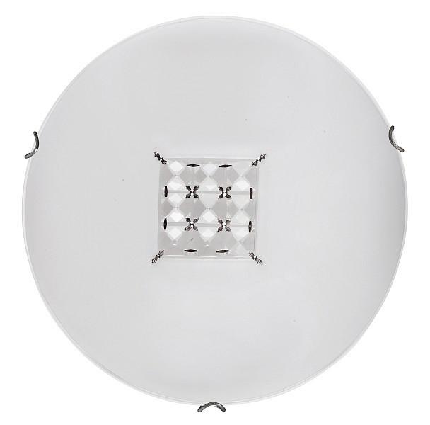 Blaze - Nástěnná svítidla, E27 (bílá/průsvitná)