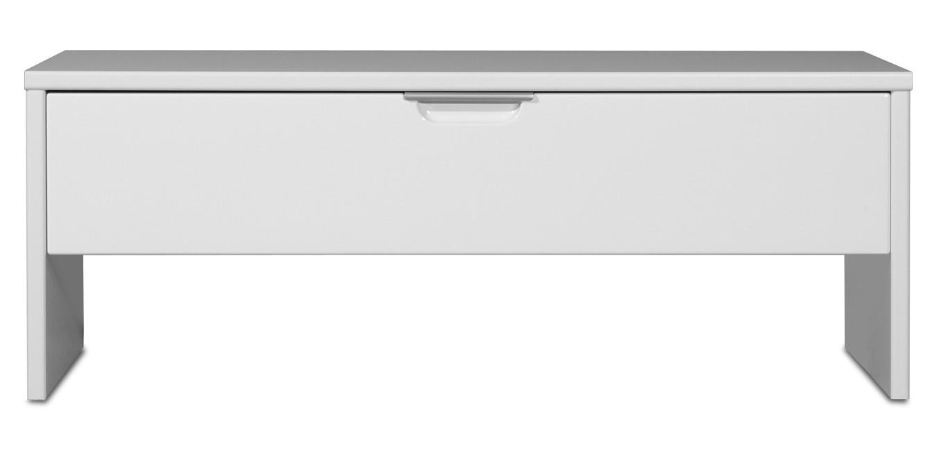 Botník GW-California - Lavička (bílá)
