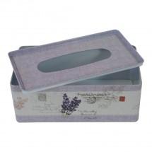 Box na kapesníky Carte postale