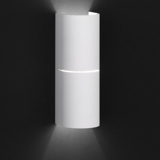Braez - Nástěnné svítidlo, G9 (bílá )