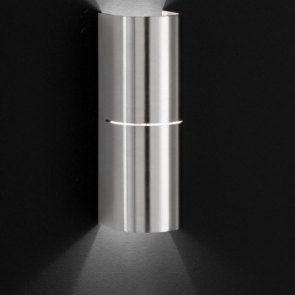 Braez - Nástěnné svítidlo, G9 (matný nikl)