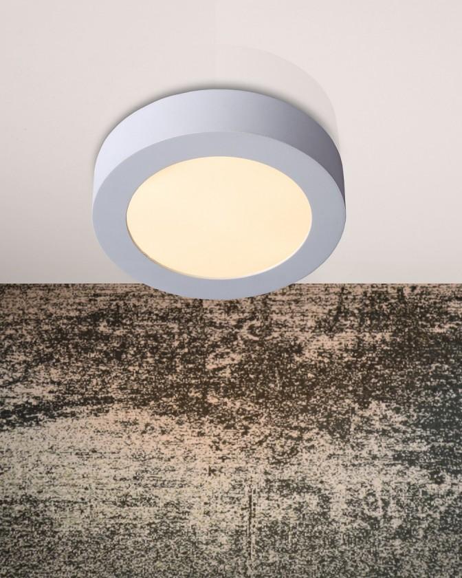 Brice-LED - stropní osvětlení, 11W, LED (bílá)