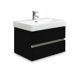 Brisbane - skříň s umyvadlem Laufen Pro S 60cm (černá)