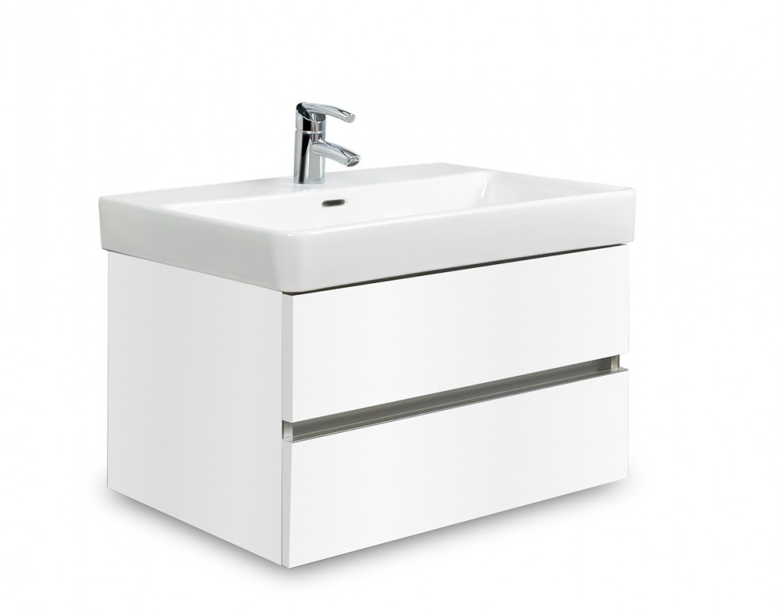 Brisbane - skříň s umyvadlem Laufen Pro S 65cm (bílá)