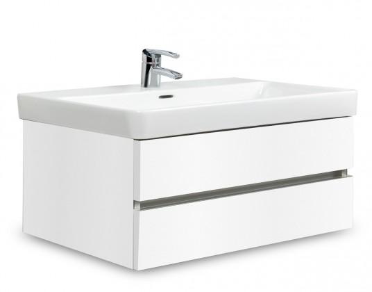Brisbane - skříň s umyvadlem Laufen Pro S 85cm (bílá)