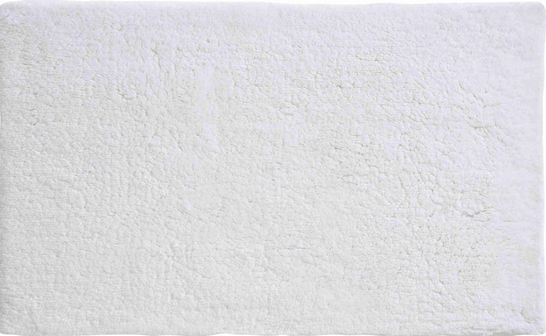 Calo - Koupelnová předložka 70x120 cm (sněhobílá)