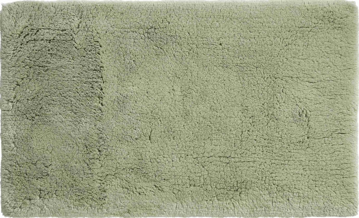 Calo - Koupelnová předložka 70x120 cm (zelený čaj)