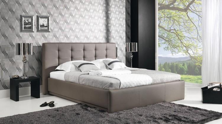 Čalouněná Avalon - Rám postele 200x160, s roštem