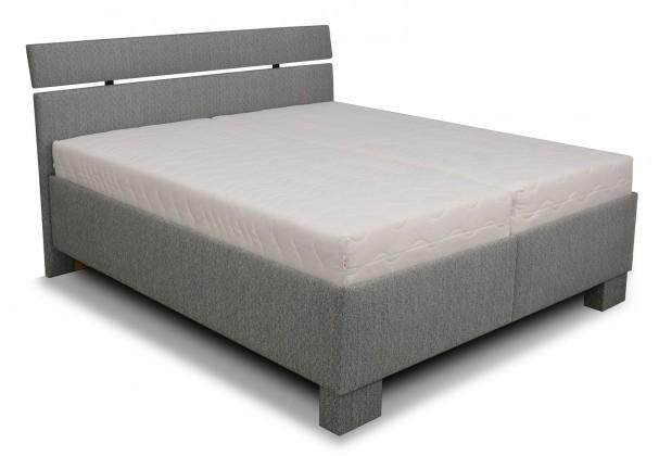 Čalouněná Čalouněná postel Antares 160x200 cm, s úložným prostorem
