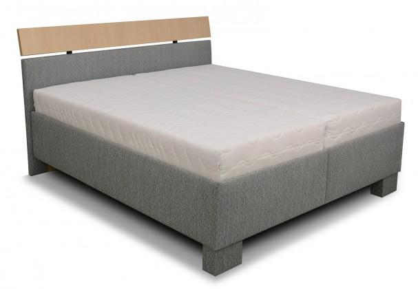 Čalouněná Čalouněná postel Antares 180x200 (grotli 2,korpus/javor 1738)