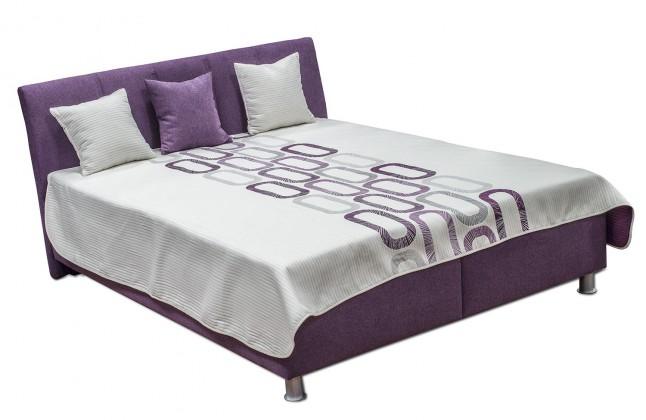 Čalouněná Čalouněná postel Columbia - 160x200 cm