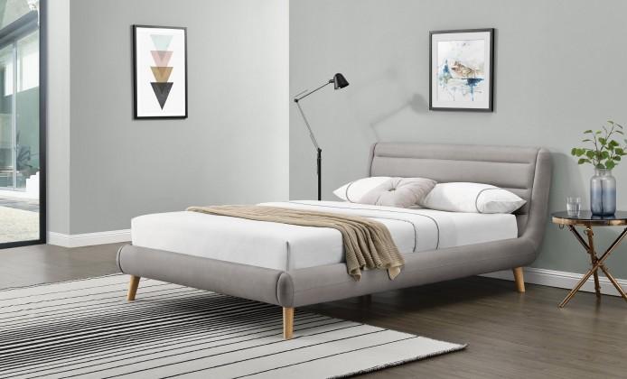 Čalouněná Čalouněná postel Elanda 140x200, vč. roštu, bez matrace a úp