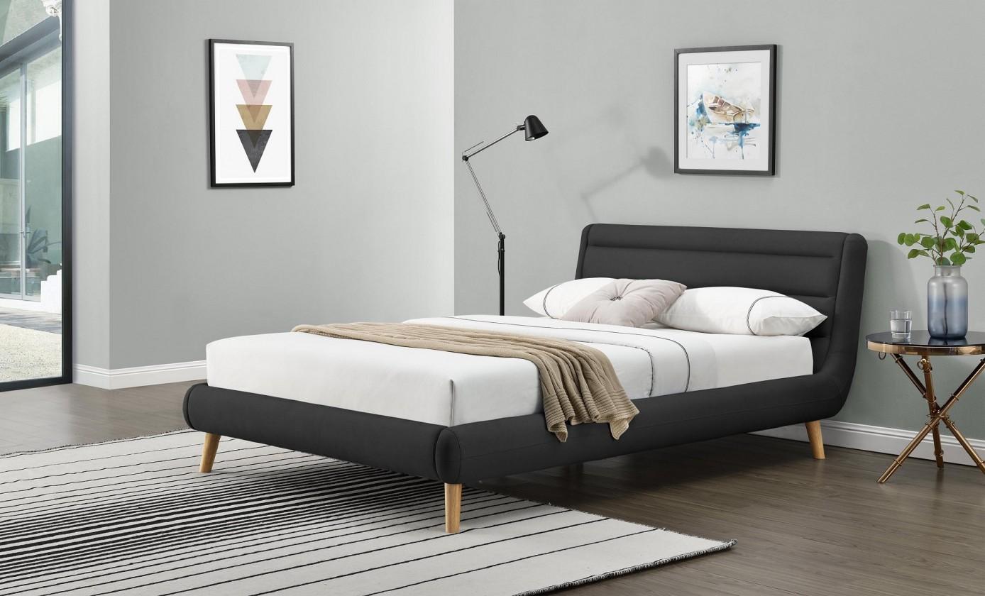 Čalouněná Čalouněná postel Elanda 160x200, vč. roštu, bez matrace a úp