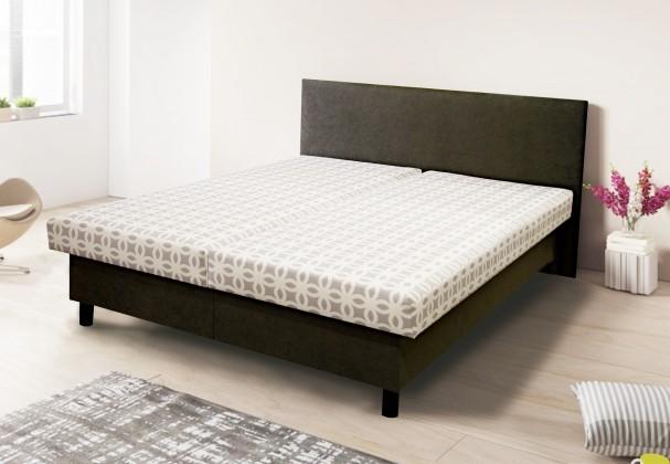 Čalouněná Čalouněná postel Jana - 160x200 (news 4/48)
