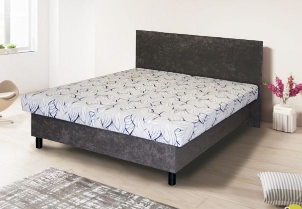 Čalouněná Čalouněná postel Jana - 180x200 (laola 3/48)