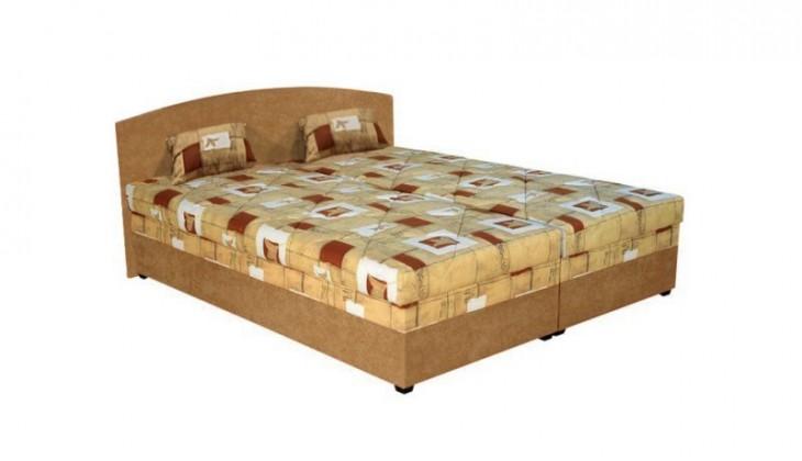 Čalouněná Čalouněná postel Kappa - 160x200 cm