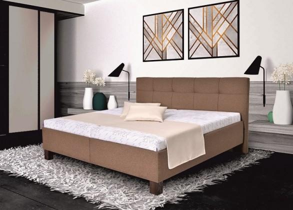 Čalouněná Čalouněná postel Mary 180x200, vč. matrace, pol. roštu a ÚP