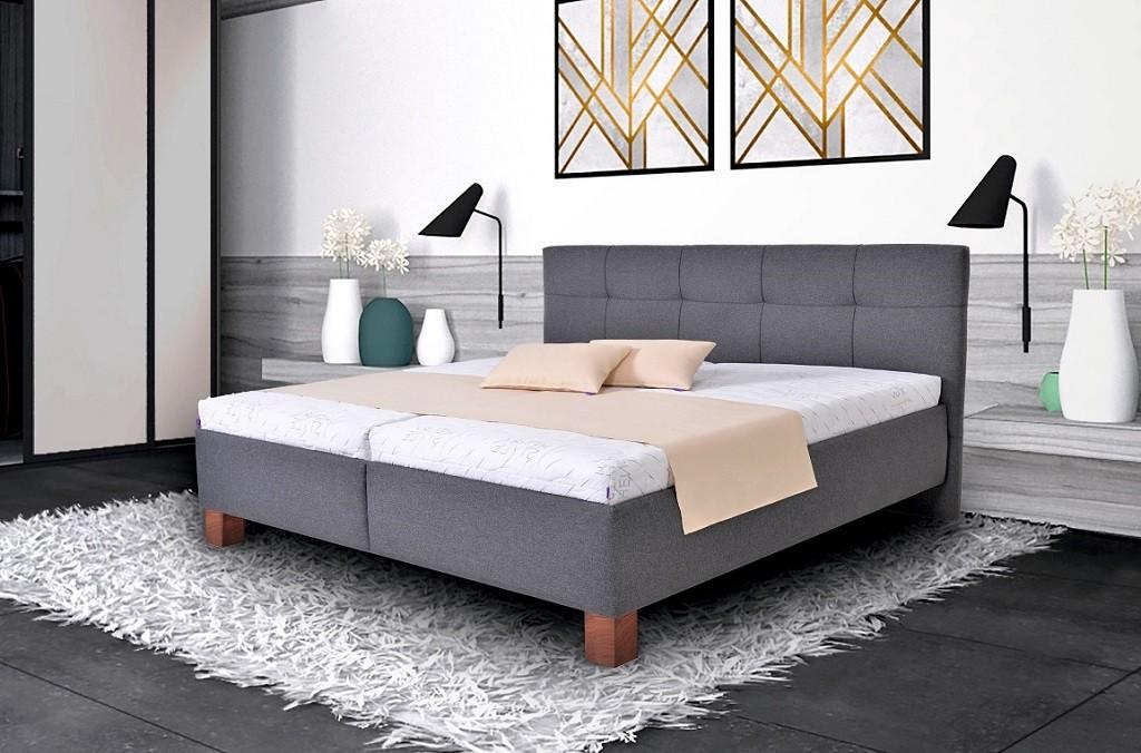 Čalouněná Čalouněná postel Mary 180x200