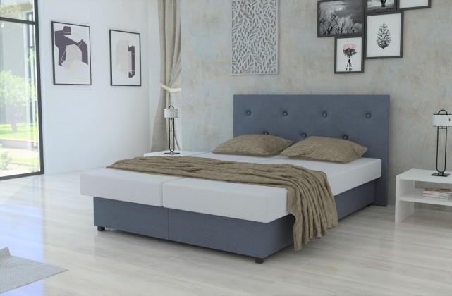 Čalouněná Čalouněná postel New Zofie 160x200 s úložným prostorem