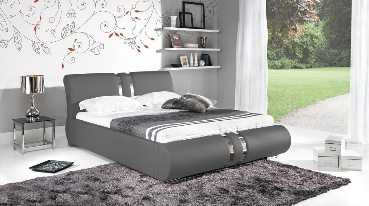 Čalouněná Combi - Rám postele 200x160, s roštem
