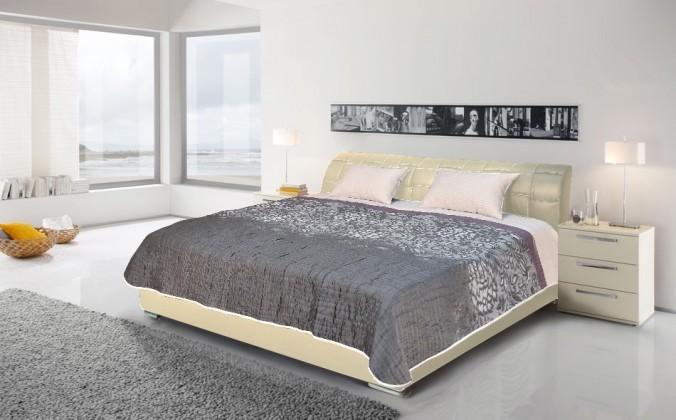 Čalouněná Master - postel 180x200 (bronco creme)