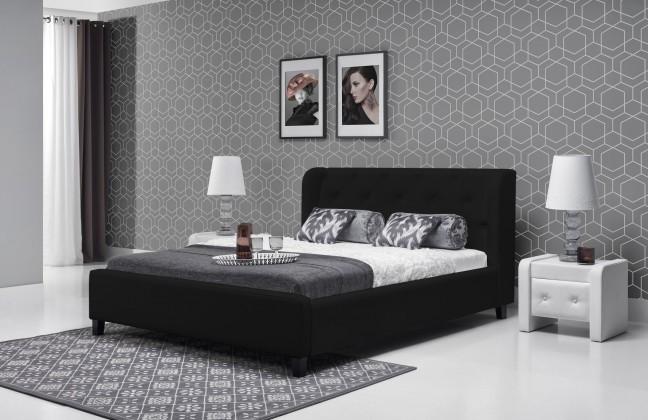 Čalouněná Parys - Rám postele 200x140 (eko skay 910)