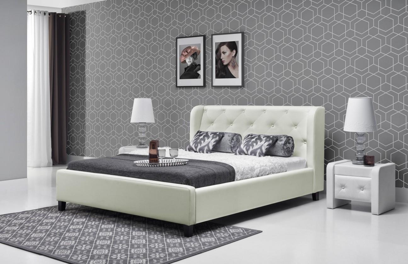 Čalouněná Parys - Rám postele 200x180 (eko skay 006)
