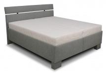 Čalouněná postel Antares 160x200 cm, s úložným prostorem