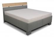 Čalouněná postel Antares 180x200 (grotli 2,korpus/javor 1738)