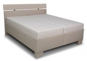 Čalouněná postel Antares 180x200, vč. matrace, poloh. roštu a úp + dárek 2 polštáře