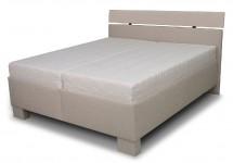 Čalouněná postel Antares 180x200, vč. matrace, poloh. roštu a úp