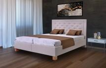 Čalouněná postel Elizabeth 180x200, vč. mat., pol. roštu, úp