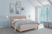 Čalouněná postel Monte Negro 180x200 vč.roštu a úp, bez matrace