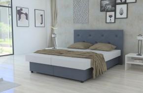 Čalouněná postel New Zofie 160x200 s úložným prostorem