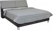 Čalouněná postel Perseus 160x200, vč. matrace, pol. roštu a úp
