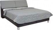 Čalouněná postel Perseus 180x200, vč. matrace, pol. roštu a úp