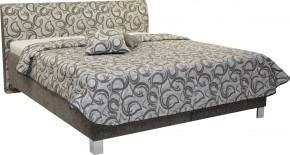 Čalouněná postel Sahara 160x200, vč. roštu a úp, bez matrace + dárek 2 polštáře
