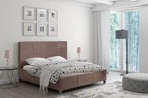 Čalouněná postel San Luis 180x200 vč.roštu a úp, bez matrace