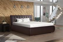 Čalouněná postel Tobago 160x200, včetně roštu a úp, bez matrace