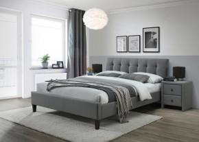 Čalouněná postel Vanessa 160x200, včetně roštu, bez ÚP a matrace