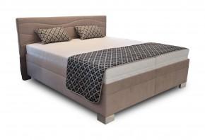 Čalouněná postel Windsor 180x200 vč. matrace a výklop. roštu, úp